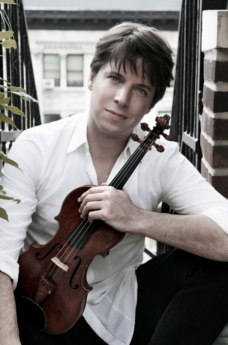 joshua bell is playing in the metro again