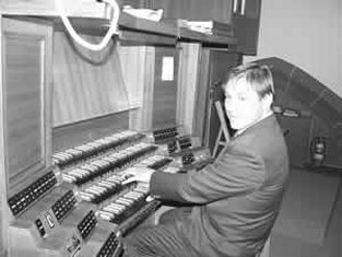 Christian Brembeck Christian Brembeck Conductor Organ Harpsichord Short Biography