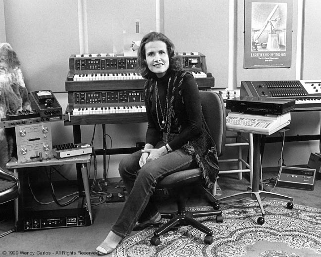 Walter Wendy Carlos Synthesizer Short Biography