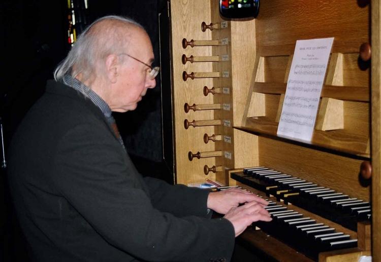 Michel Chapuis (Organ) - Short Biography