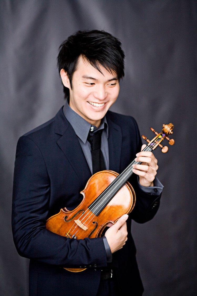 Ray Chen Violin Tour