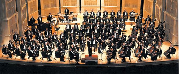 U Of Cincinnati >> Cincinnati Symphony Orchestra (Symphony Orchestra) - Short History