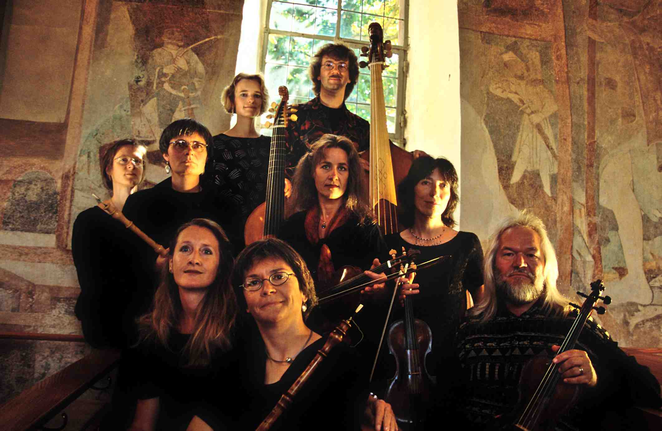 Ensemble Musica Poetica Freiburg (Baroque Instrumental & Vocal
