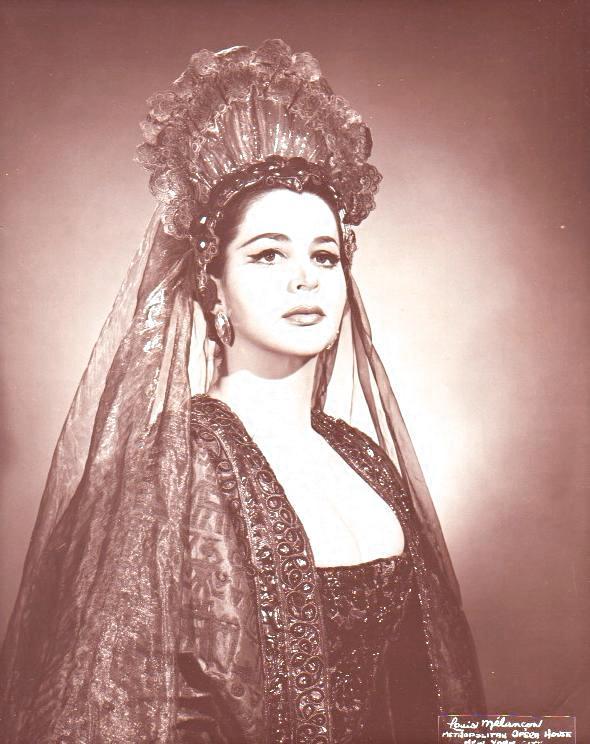 rosalind elias mezzo soprano short biography