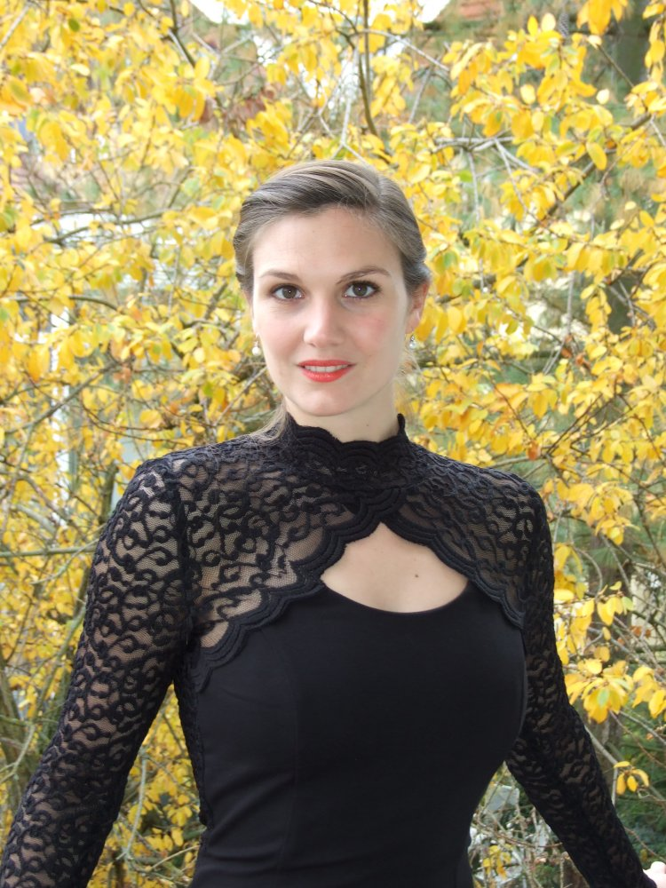 Anna Feith (Soprno) - Short Biography