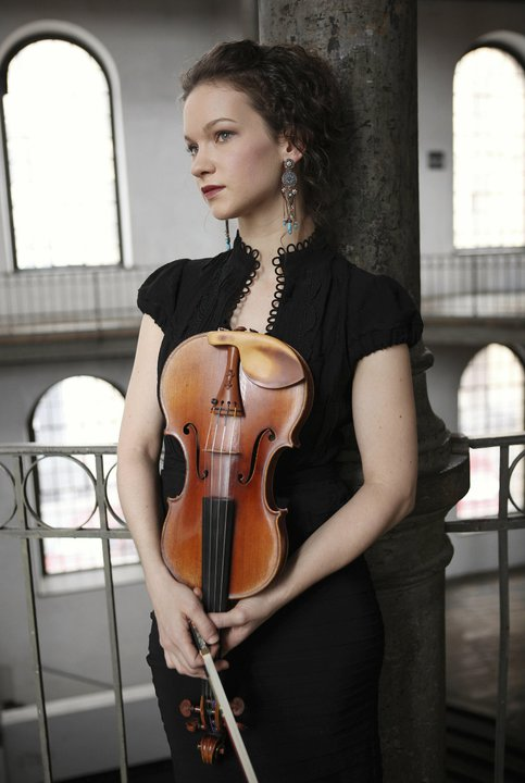 Hilary Hahn (Violin) - Short Biography [More Photos] Hilary Hahn Instagram