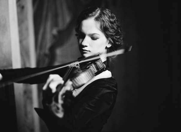 Hilary Hahn (Violin) - Short Biography