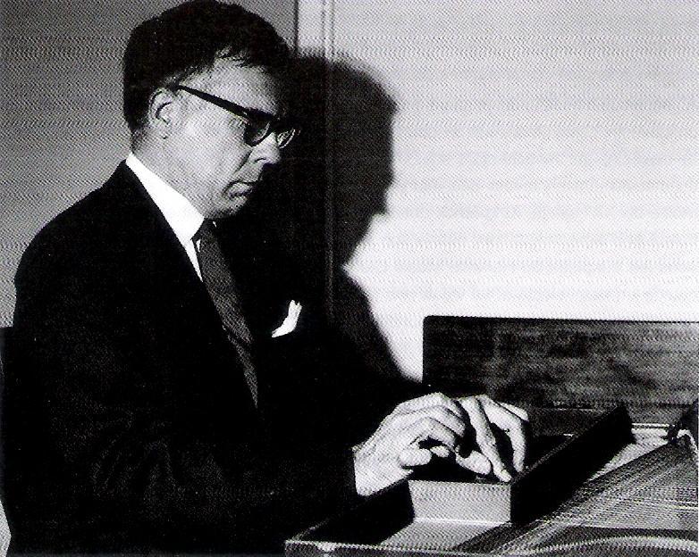 ralph kirkpatrick  harpsichord  clavichord