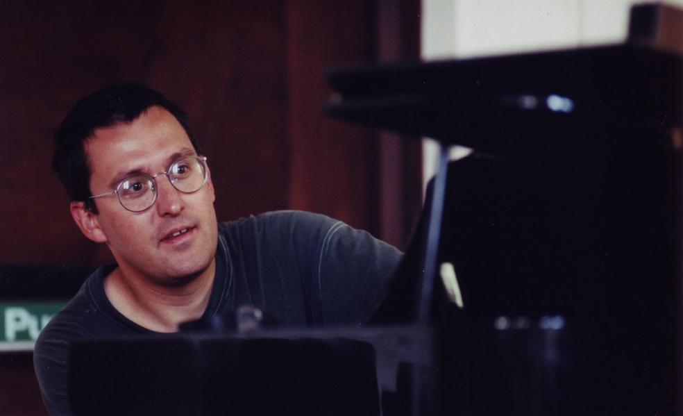 John Law (Piano) - Short Biography