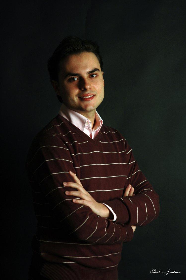 Pablo garcia lopez tenor short biography for Pablo garcia