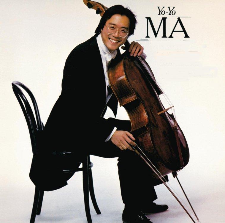 Yo-Yo Ma (Cello) - Short Biography