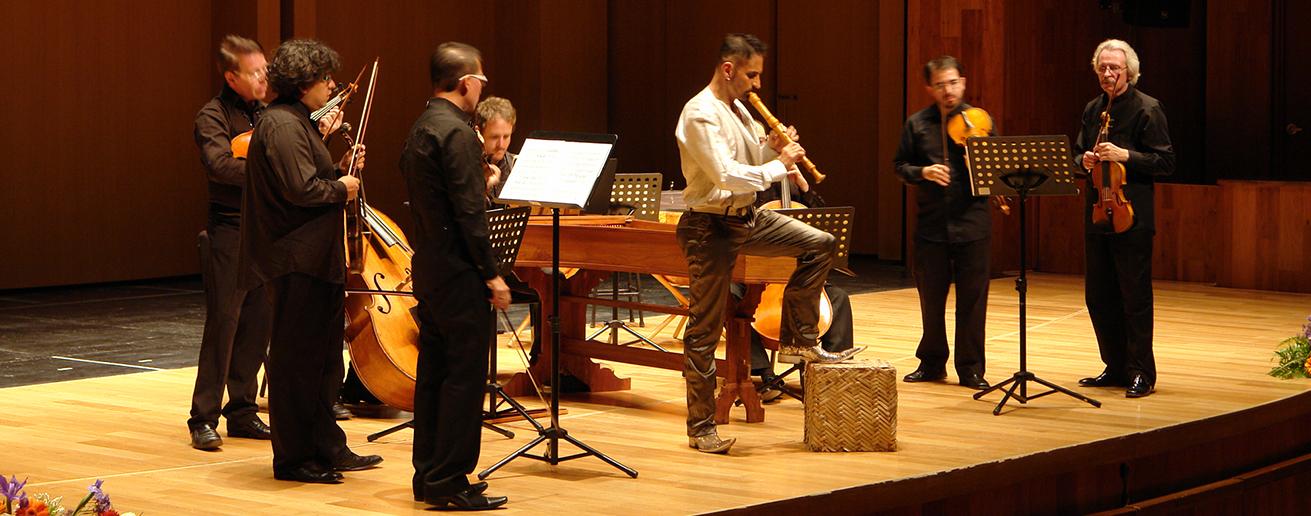 Capella Barroca de Mexico (Vocal & Instrumental Ensemble) - Short ...