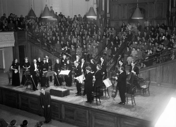Philomusica of london boyd neel orchetra chamber for Orchestral house music