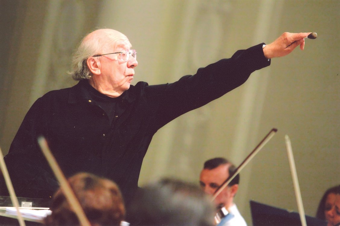 Gennady Rozhdestvensky, conductor and composer: biography, personal life, creativity 17