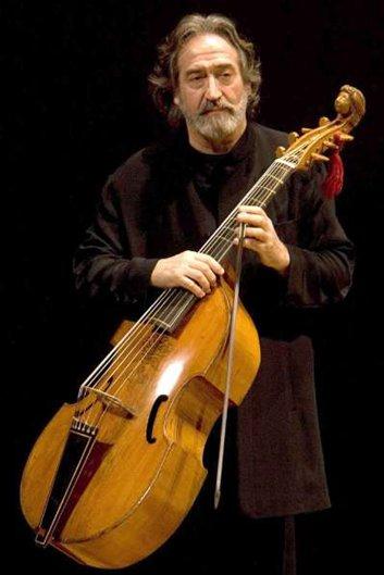 Jordi Savall (Viola da gamba, Conductor) - Short Biography ...