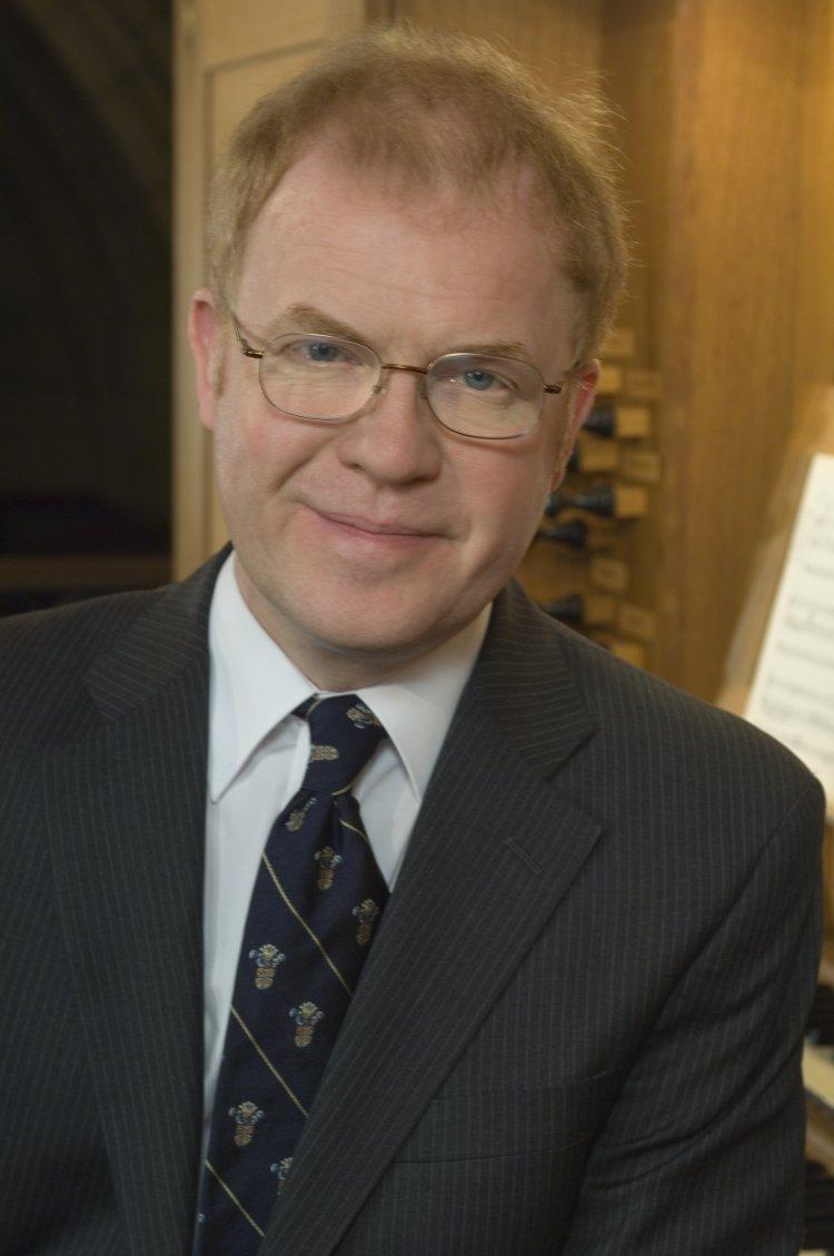john scott  choral conductor  organ