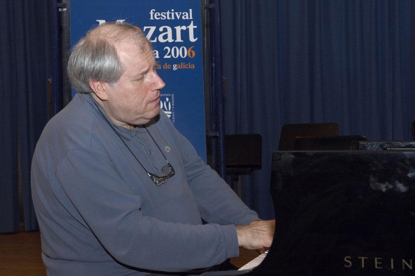 Grigory Sokolov  Piano