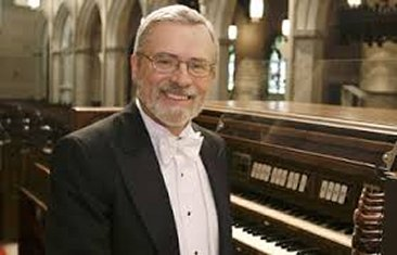 Allen Shaffer (Harpsichord, Organ, Music Director) - Short