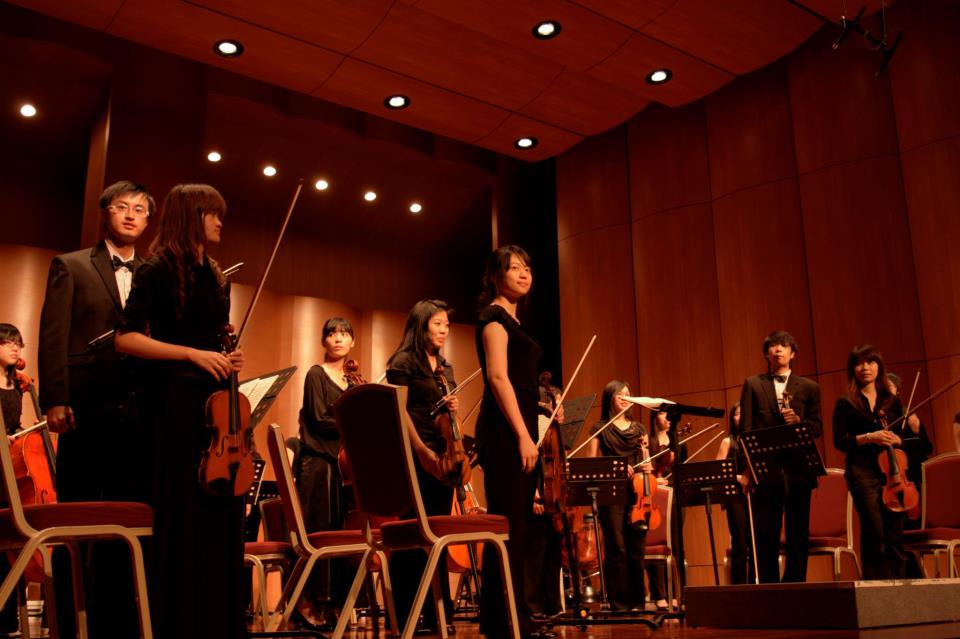 Chamber philharmonic taipei chamber orchestra short for Chambre orchestra