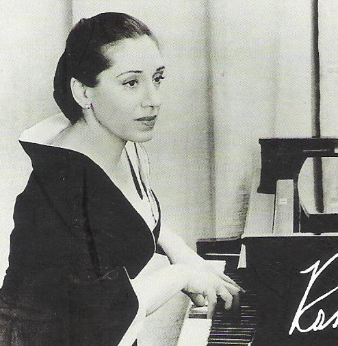 Rosalyn Tureck (Piano, Harpsichord) - Short Biography ...