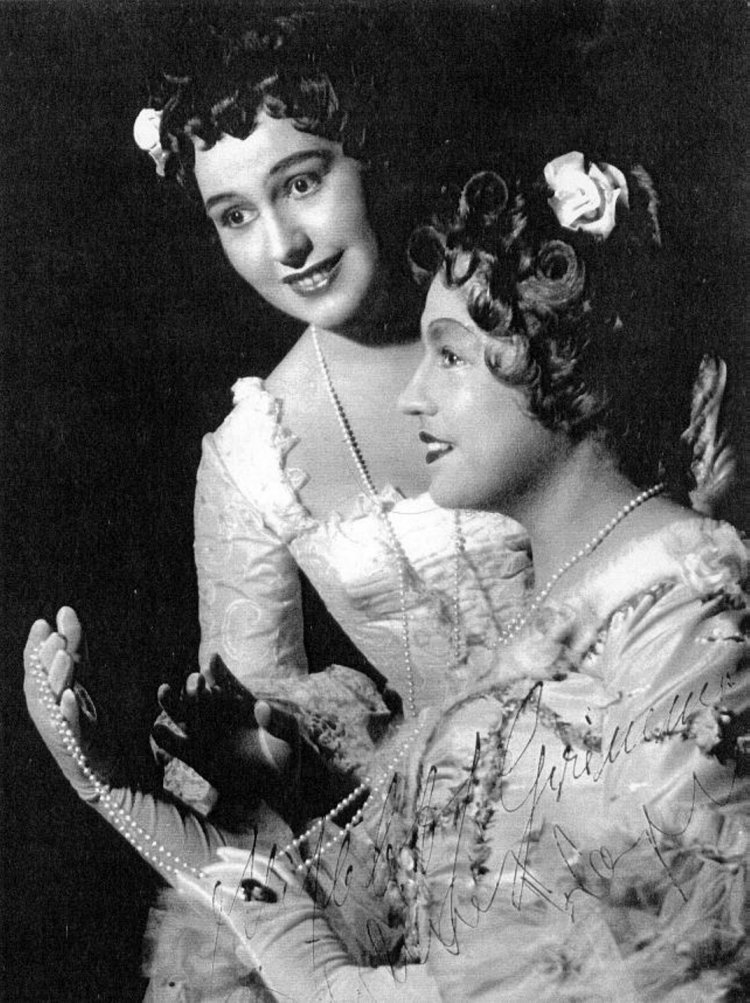 Sieglinde wagner contralto short biography - Elisabeth de senneville biographie ...