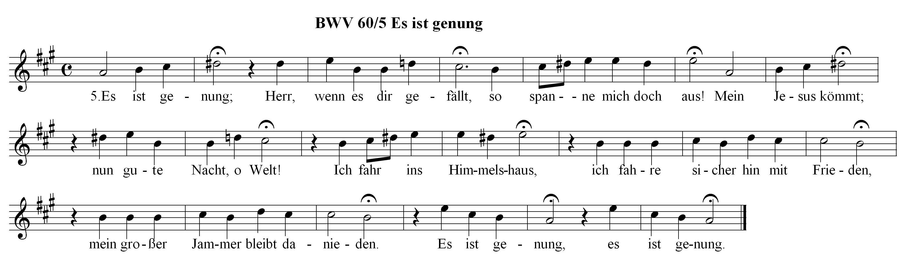 Choral bach pdf