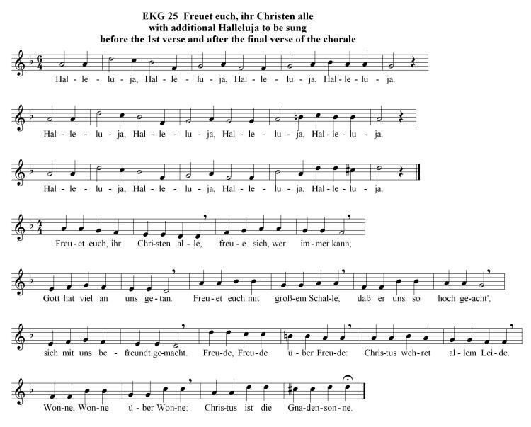hungriger christlicher Liedtext