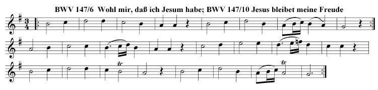 jesus bleibet meine freude text und noten