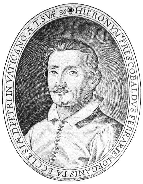 Girolamo Frescobaldi (Composer) - Short Biography