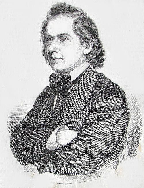 niels wihelm gade composer short biography