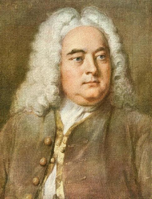 george frederick handel Horatio townsend an account of the visit of handel to dublin (1852) p  quoted  in john galt george the third, his court and family (1824) p 34, and in.