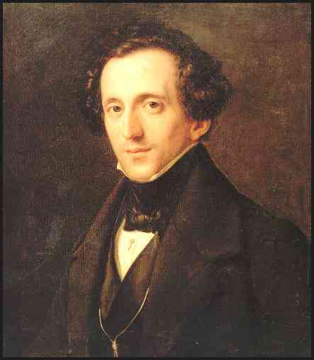 Image result for composer felix mendelssohn