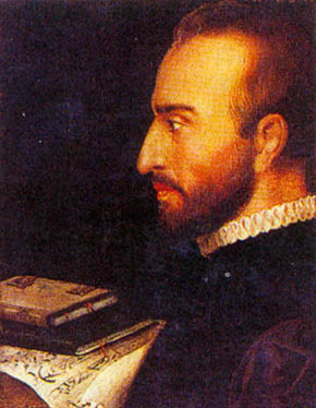 Giovanni Pierluigi da Palestrina (Composer) - Short Biography  Giovanni Pierlu...