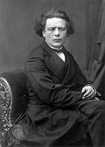 Anton Rubinstein (Composer, Arranger) - Short Biography