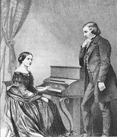 a biography of robert schumann 5 things you never knew about schumann : deceptive cadence the author of a newly reissued robert schumann biography presents a guide to the misunderstood composer's life and music.