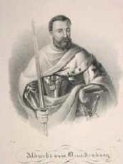Markgraf Albrect II von Brandenburg-Ansbach (Hymn-Writer