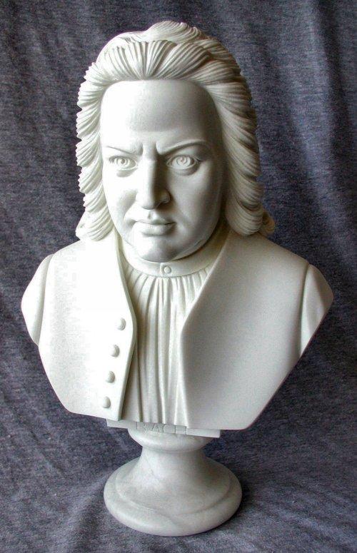 Bach Memorabilia Bach Bust