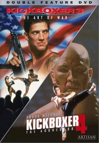 Bach Movie Kickboxer 4 The Aggressor