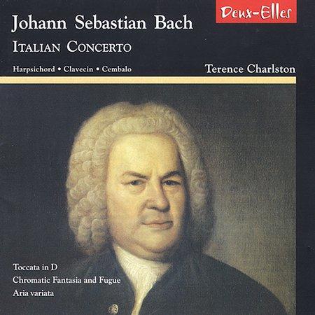 bach italian concerto analysis
