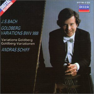 bach - Bach : Variations Goldberg GV-Schiff-R1-2