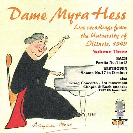 Myra Hess - At Illinois Vol. 2