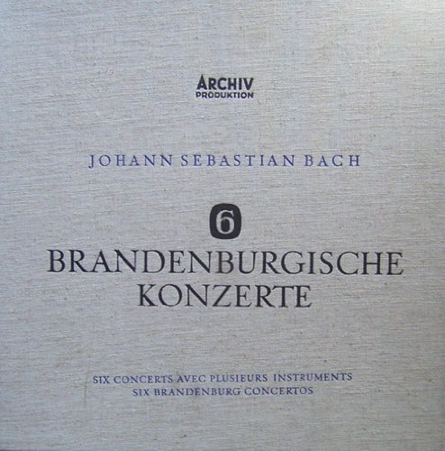 referring to bach s brandenburg concerto J s bach composed this famous collection of six concertos (bwv 1046-51) between 1708-1721, although they weren't known as the 'brandenburg' concertos until 150 years later.