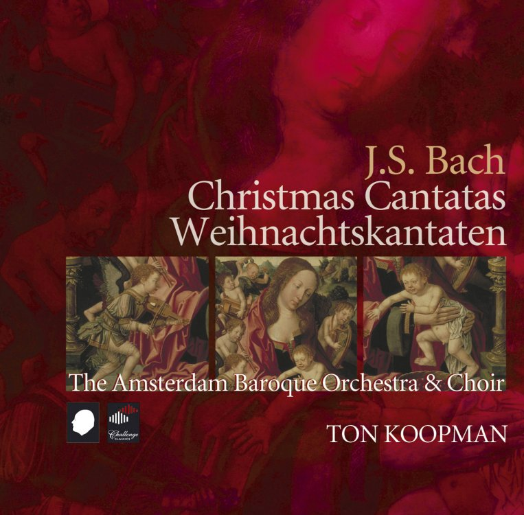 Cantata BWV 133 - Details & Discography Part 1: Complete Recordings
