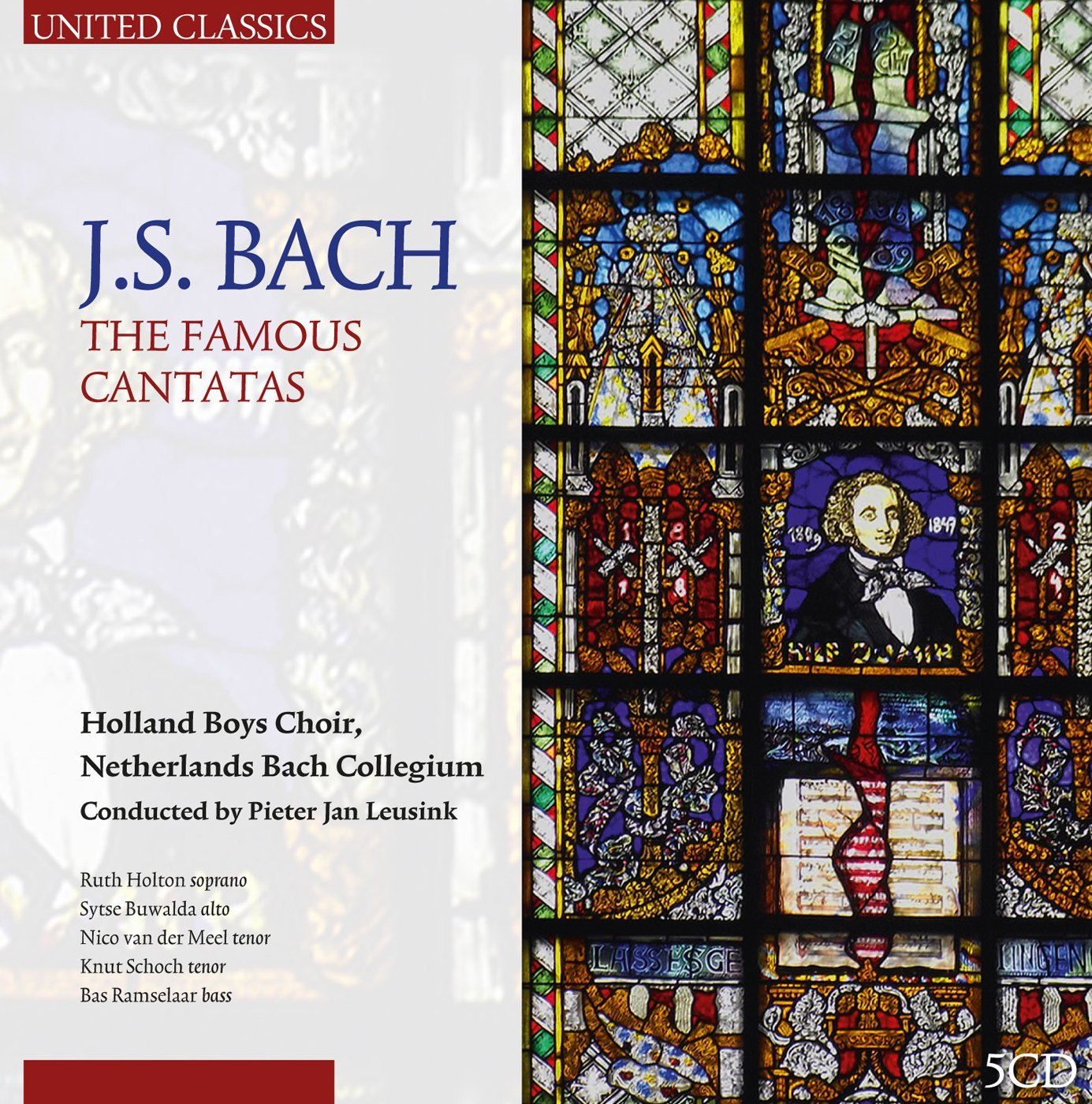 unity in bachs cantata no78 essay
