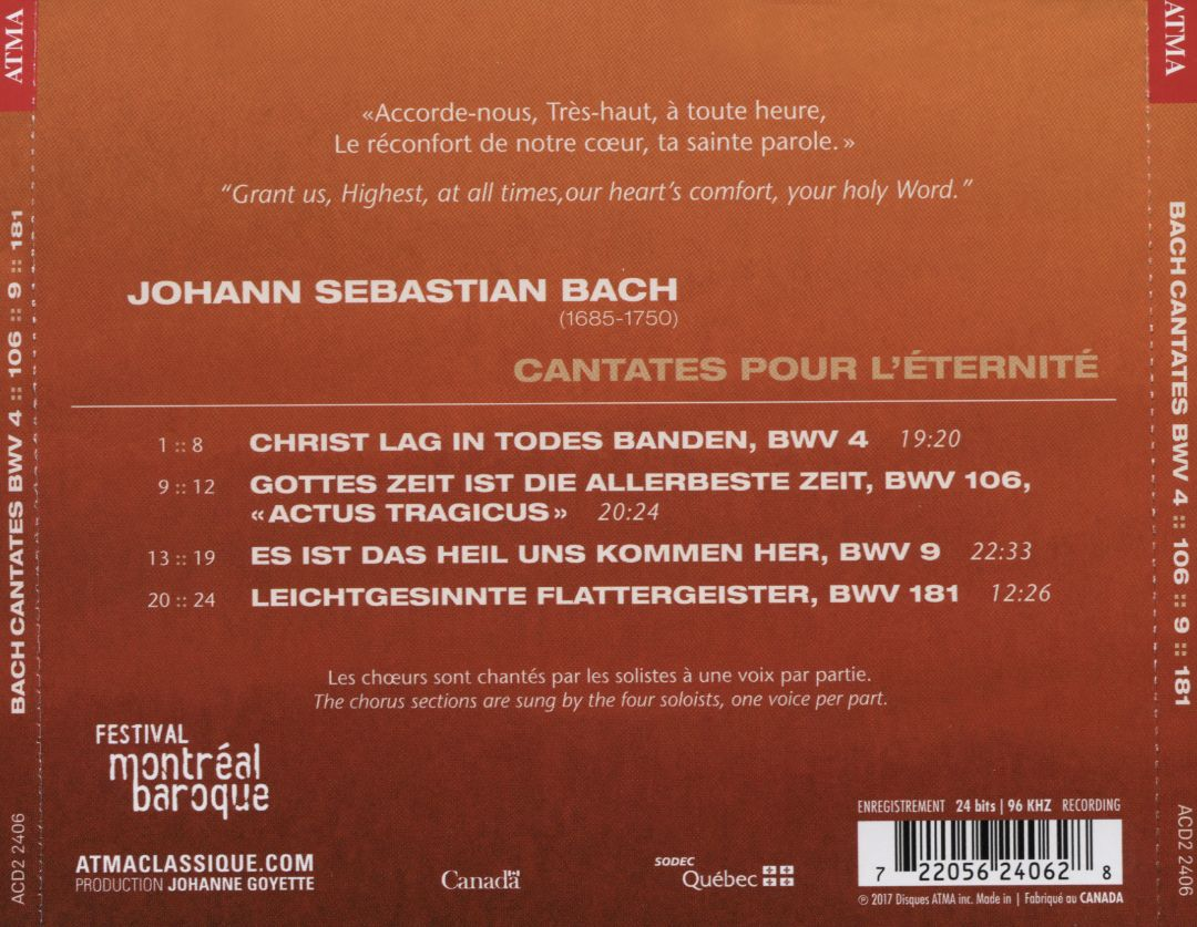 Montreal Bach Choir George Little Consort Of Viols Otto Joachim Gian Lyman Music Of The Spanish Rena