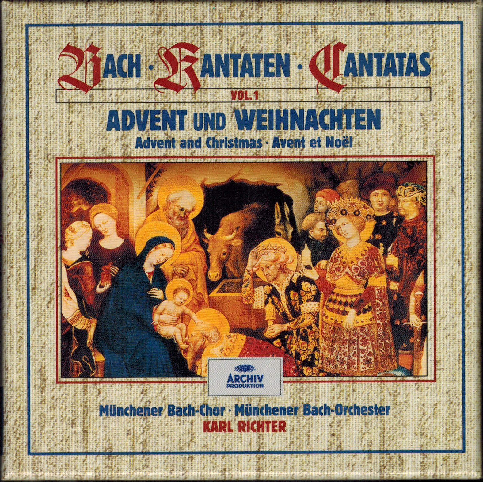 Cantata BWV 61 - Discography Part 4: Complete Recordings 1970-1979