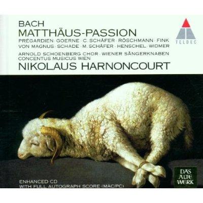 matthaus passion bach