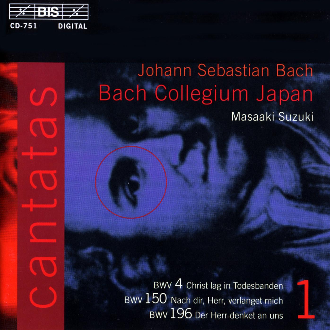 Bach Suzuki Complete Cantatas