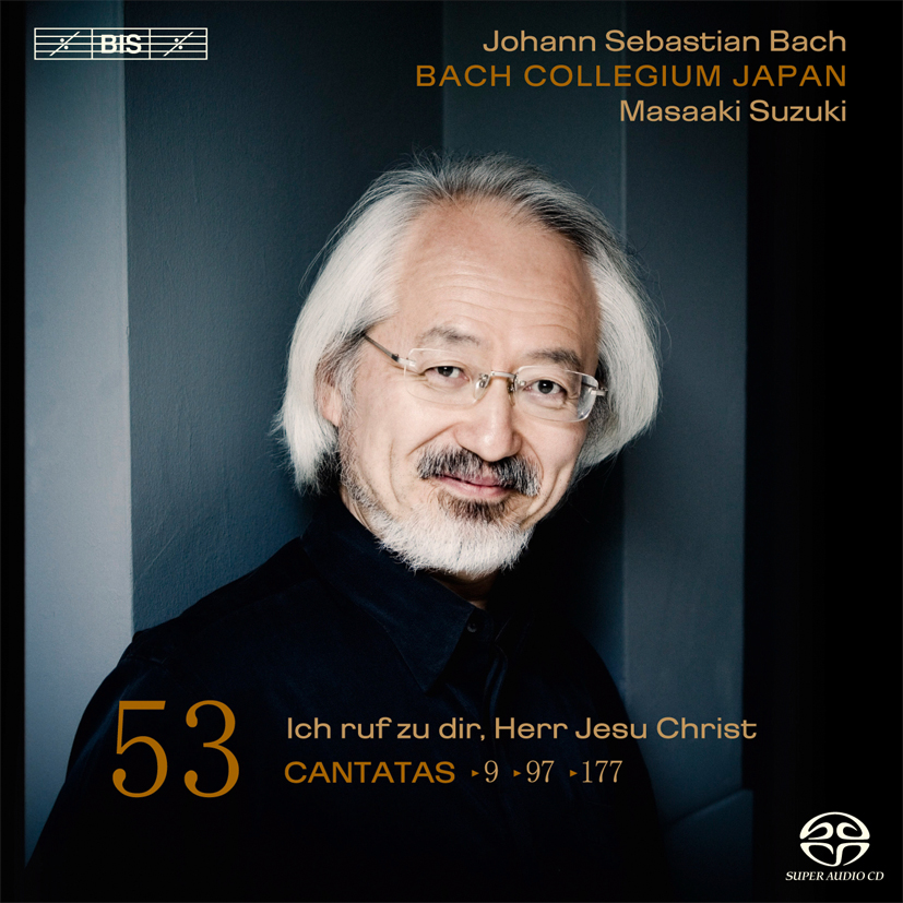 Bach Cantatas Masaaki Suzuki