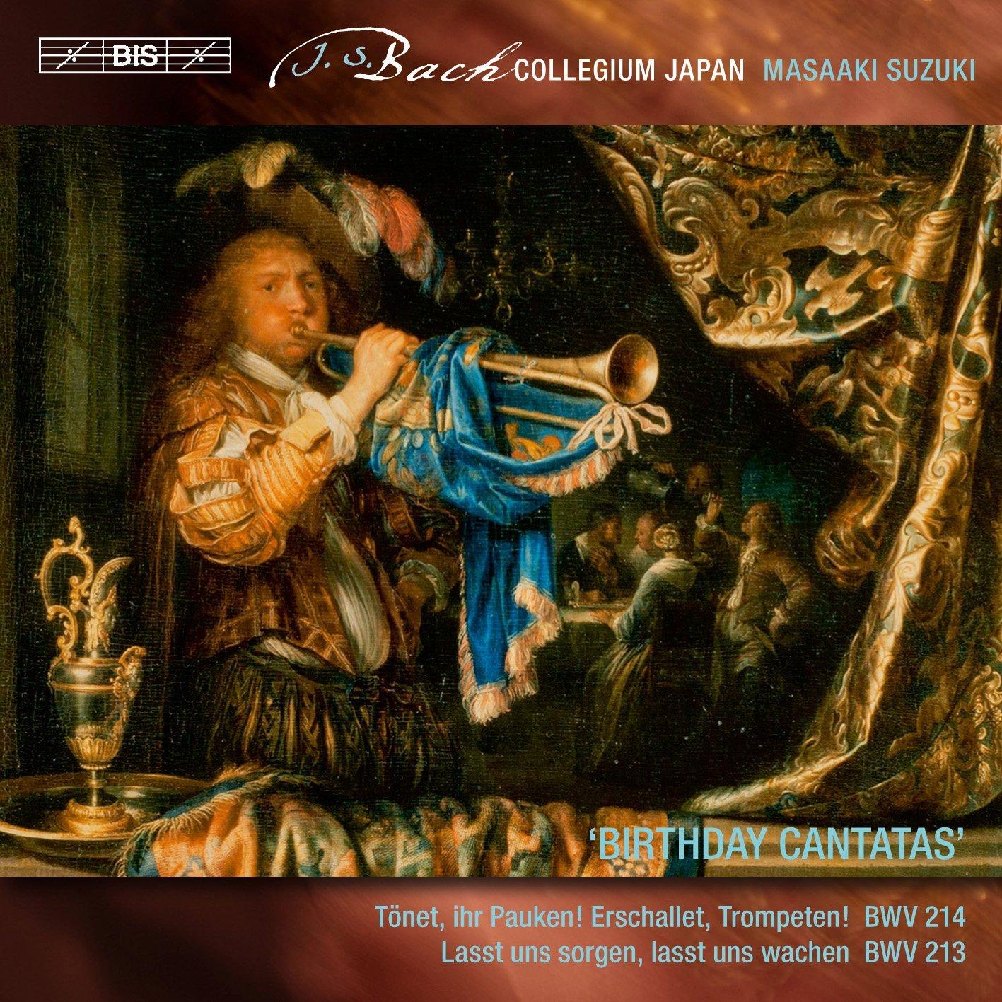 Bach Cantata   Erschallet Suzuki